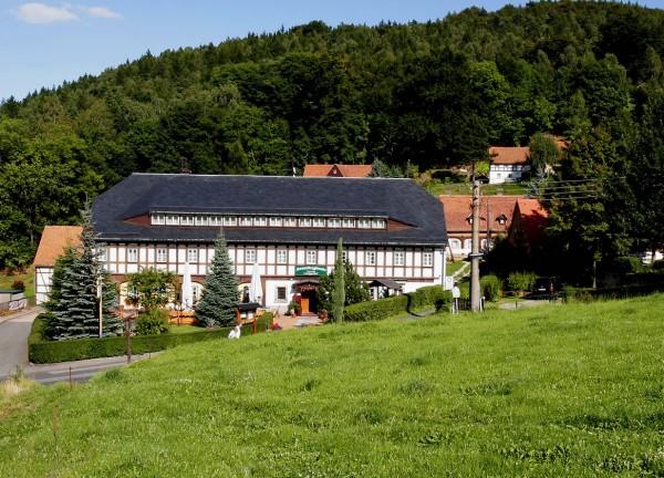 Sonnebergbaude (Foto: Familie Hartmann)