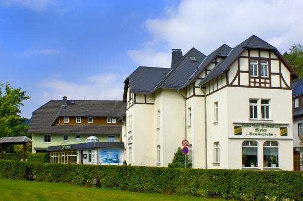 Landguthotel Café Meier (Foto: Peter Hennig)