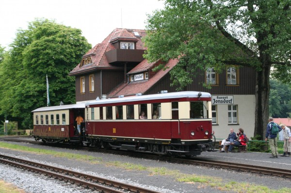 Zittauer Schmalspurbahn (Foto: SOEG)