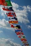 Athleten aus 23 Nationen gingen an den Start
