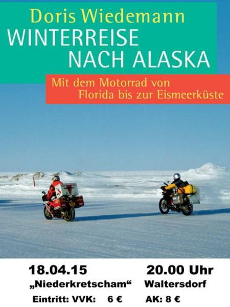 Doris Wiedemann - Winterreise nach Alaska
