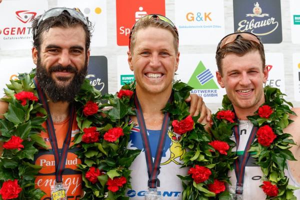 Sieger Elite - Männer XTERRA GERMANE Championships - Foto: Thomas Glaubitz