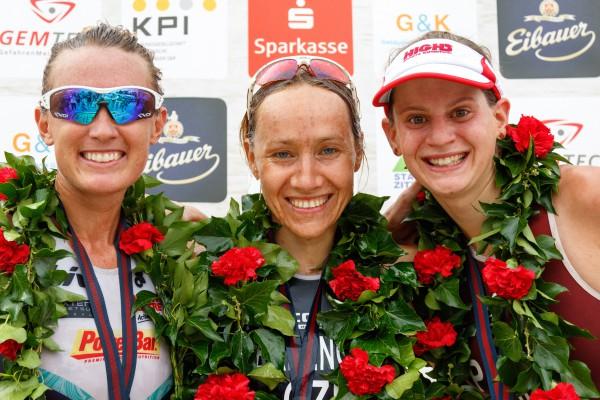 Sieger Elite - Frauen XTERRA GERMANE Championships - Foto: Thomas Glaubitz