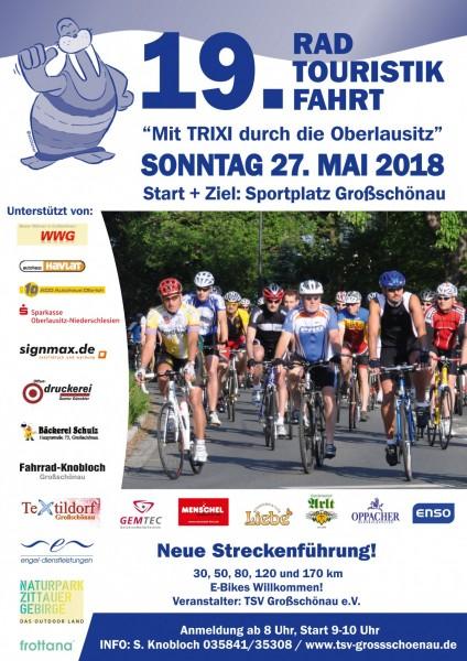 19. Rad Touristik Fahrt